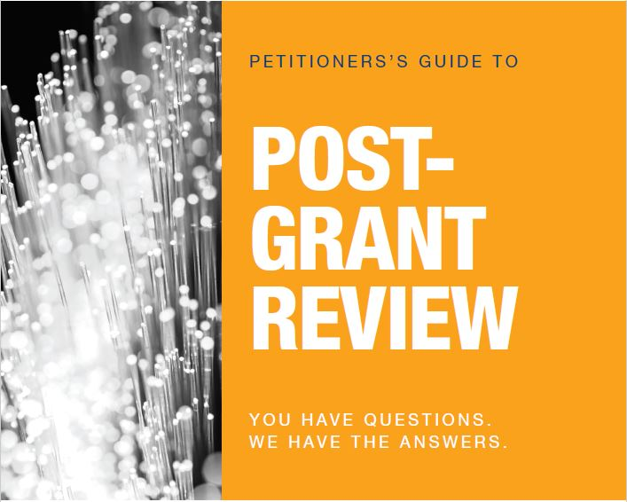 PGR Petitioner Cover Image